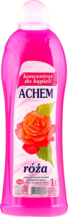 Badekonzentrat mit Rose - Achem Concentrated Bubble Bath Rose