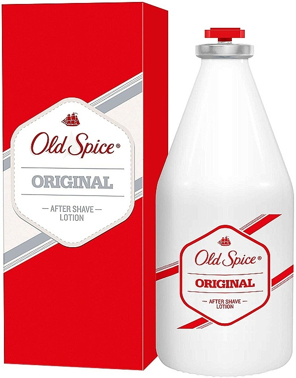 After Shave Lotion - Old Spice Original After Shave Lotion