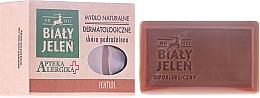 Düfte, Parfümerie und Kosmetik Dermatologische Seife mit Ichthyol - Bialy Jelen Apteka Alergika Soap