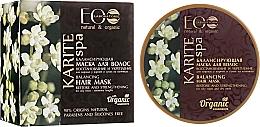 Düfte, Parfümerie und Kosmetik Regenerierende und stärkende Haarmaske - ECO Laboratorie Karite SPA Hair Mask