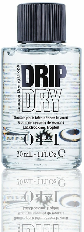 Nagellack-Schnelltrocknungstropfen - O.P.I Drip Dry Drops