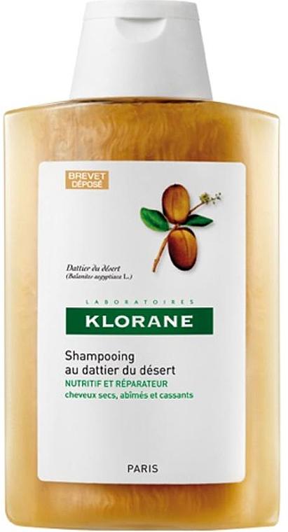 Shampoo - Klorane Shampoo With Desert Date — Bild N1
