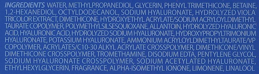 Creme-Gel mit Hyaluronsäure - Holika Holika Hyaluronic Hydra Gel — Bild N4
