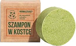 Düfte, Parfümerie und Kosmetik Festes Shampoo mit Rosmarin und Mandarine - Cztery Szpaki