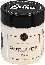 Düfte, Parfümerie und Kosmetik Creme-Mousse für den Körper mit 24 Karat Goldpartikeln - Lalka