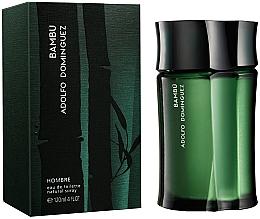 Düfte, Parfümerie und Kosmetik Adolfo Dominguez Bambu - Eau de Toilette