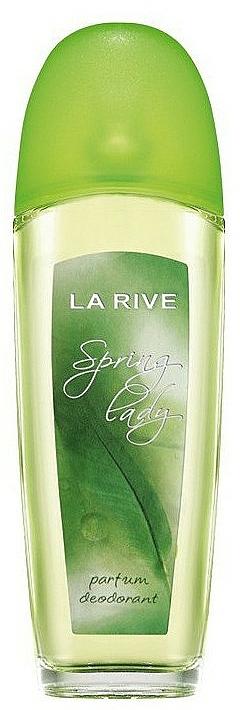 La Rive Spring Lady - Parfümiertes Körperspray