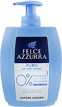 Düfte, Parfümerie und Kosmetik Flüssigseife für empfindliche Haut - Felce Azzurra Puro Per Pelli Sensibili