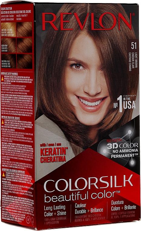 Haarfarbe - Revlon ColorSilk Beautiful Color