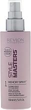 Düfte, Parfümerie und Kosmetik Haarlack - Revlon Professional Style Masters Creator Memory Spray