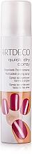 Düfte, Parfümerie und Kosmetik Nagellack-Schnelltrocknungsspray - Artdeco Quick Dry