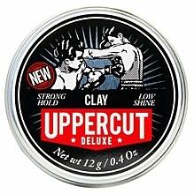 Düfte, Parfümerie und Kosmetik Modellierende und mattierende Tonerde für das Haar Starker Halt - Uppercut Matt Clay Mini