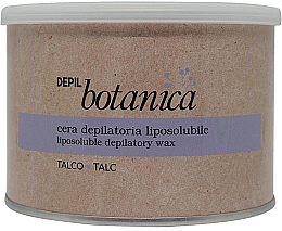 Düfte, Parfümerie und Kosmetik Enthaarungswachs mit Talk - Trico Botanica Depil Botanica Talc