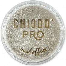 Düfte, Parfümerie und Kosmetik Nagelpuder mit Regenbogen-Spiegeleffekt - Chiodo Pro Efekt Rainbow Mirror