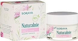 Düfte, Parfümerie und Kosmetik Beruhigende Tagescreme - Soraya Naturalnie Day Cream