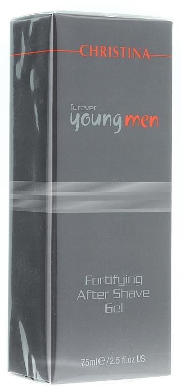 After Shave Gel - Christina Forever Young Men Fortifying After Shave Gel