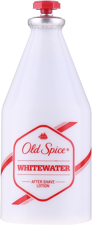 After Shave Lotion - Old Spice Whitewater After Shave — Bild N2