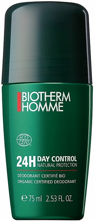 Deospray - Biotherm Homme Bio Day Control Deodorant Natural Protect