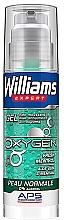 Düfte, Parfümerie und Kosmetik Rasiergel ohne Alkohol - William Expert Oxygen Shaving Gel 0% Alcohol