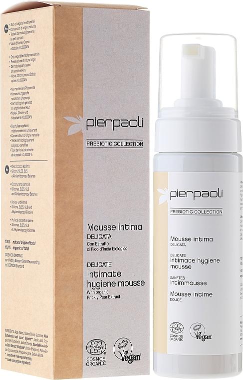 Schonender Schaum für die Intimhygiene - Pierpaoli Prebiotic Collection Intimate Hygiene Mousse