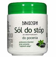 Düfte, Parfümerie und Kosmetik Salz gegen Schweißfüße - BingoSpa Salt For Feet