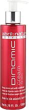 Düfte, Parfümerie und Kosmetik Pflegende Haarstylingcreme mit Thermoschutz ohne Ausspülen - Abril et Nature Advanced Stiyling Dinamic Cream
