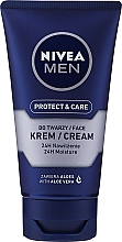 Düfte, Parfümerie und Kosmetik Feuchtigkeitsspendende After Shave Creme - Nivea For Men After Shave Cream