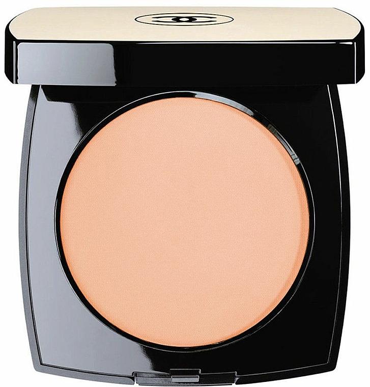 Schimmernder Kompaktpuder mit LSF 15 - Chanel Les Beiges Healthy Glow Sheer Powder SPF15/PA++