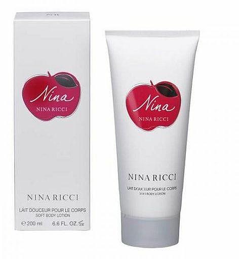 Nina Ricci Nina - Körperlotion