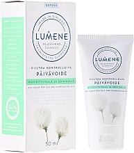 Düfte, Parfümerie und Kosmetik Mattierende Tagescreme für fettige und Mischhaut - Lumene Klassikko Day Cream
