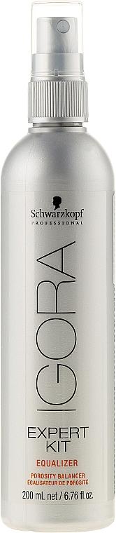 Glättendes Haarspray - Schwarzkopf Professional Igora Expert Kit Equalizer — Bild N1