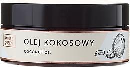 Düfte, Parfümerie und Kosmetik Kokosöl für Körper, Gesicht und Haar - Nature Queen Cooconut Oil
