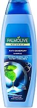 Düfte, Parfümerie und Kosmetik Anti-Schuppen Shampoo mit grüner Minze - Palmolive Naturals Anti-Dandruff Shampoo