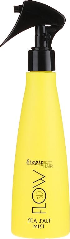 Haarspray für extra starken Halt - Stapiz Flow 3D Sea Salt Mist