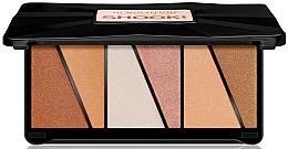 Düfte, Parfümerie und Kosmetik Highlighter-Palette - Makeup Revolution Shook! Highlighter Palette