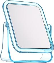 Düfte, Parfümerie und Kosmetik Kosmetischer Standspiegel 5282 quadratisch blau - Top Choice