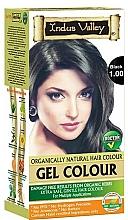 Düfte, Parfümerie und Kosmetik Ammoniakfreie Haarfarbe - Indus Valley Gel Colour