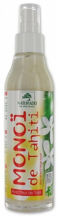 Monoi-Öl mit Tiaré-Blüten - Naturado Veritable Oil Monoi de Tahit