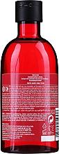 Shampoo mit Erdbeerenextrakt für stumpfes Haar - The Body Shop Strawberry Clearly Glossing Shampoo — Bild N2