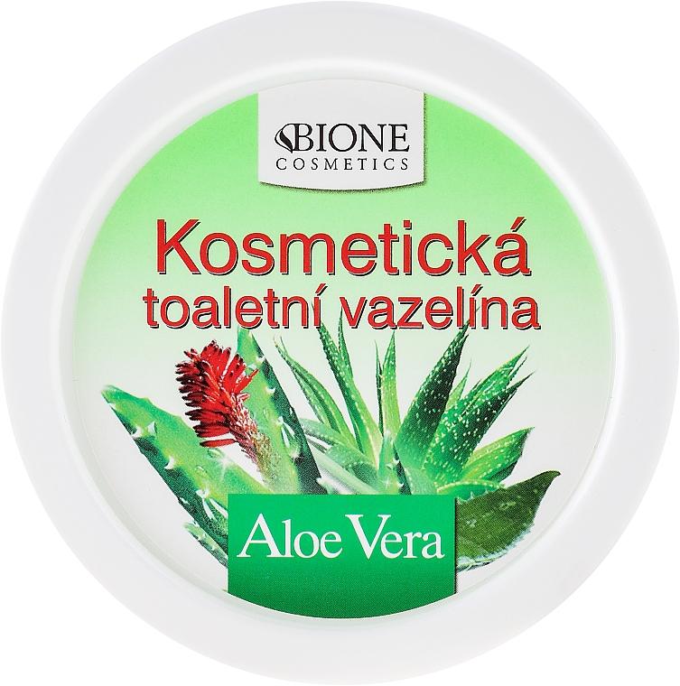 Kosmetische Vaseline mit Aloe Vera - Bione Cosmetics Aloe Vera Cosmetic Vaseline