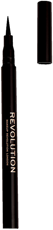 Wasserfester Eyeliner - Makeup Revolution The Liner Revolution