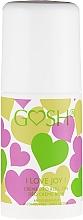 Düfte, Parfümerie und Kosmetik Deo-Creme Roll-on Antitranspirant - Gosh I Love Joy Deo Roll-On
