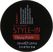Düfte, Parfümerie und Kosmetik Faserbildende Paste für Definition - Inebrya Style-In Flossy Paste