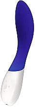 Düfte, Parfümerie und Kosmetik G-Punkt-Vibrator Mitternachtsblau - Lelo Mona Wave Midnight Blue
