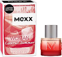 Düfte, Parfümerie und Kosmetik Mexx Cocktail Summer Woman - Eau de Toilette