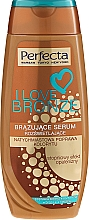 Düfte, Parfümerie und Kosmetik Körperserum für sofortigen Bronze-Teint - Perfecta I Love Bronze Serum