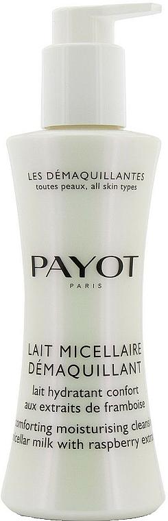 Mizellen-Reinigungsmilch mit Himbeerextrakt - Payot Les Demaquillantes Lait Micellaire Demaquillant