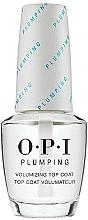 Düfte, Parfümerie und Kosmetik Nagelüberlack für mehr Volumen und Glanz - O.P.I Plumping Volumizing Top Coat
