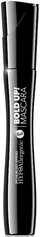 Hypoallergene Wimperntusche - Bell HypoAllergenic Intense Black Mascara BOLD UP! Thickening & Lengthening