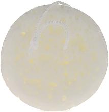 Düfte, Parfümerie und Kosmetik Badeschwamm 6008 weiß - Donegal